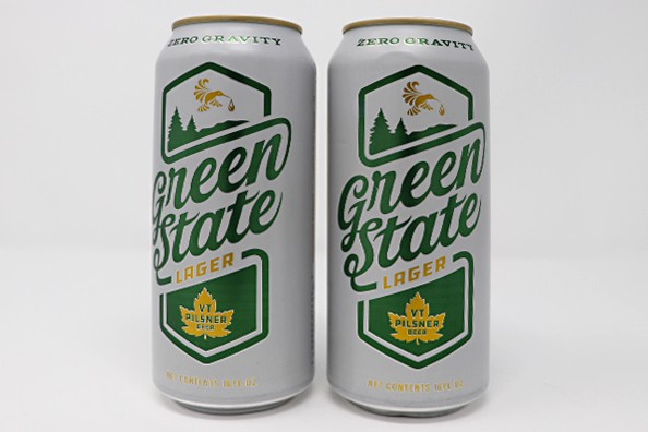 Zero Gravity Craft Brewery, Green State Lager
